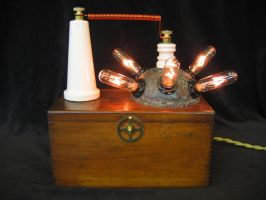 Diabolical Box 28 by steampunklighting