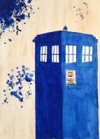 Tardis by The-Final-Stretch