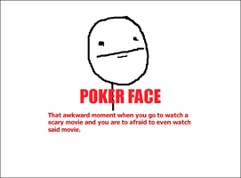 A Rage Comic by Whitefeathers92