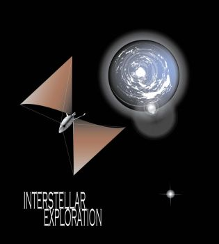 Interstellar Exploration by alanqua