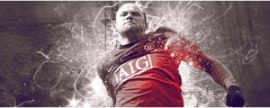 Rooney by lucaslima01