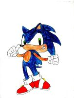 Sonic -Old- by UltraEd12
