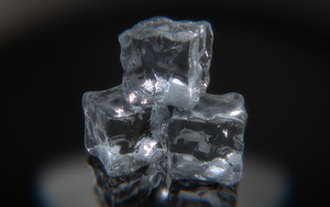 Blender Ice Cubes by ChojinDSL