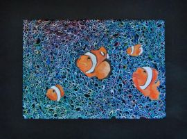 Clownfish Camouflage by stignr