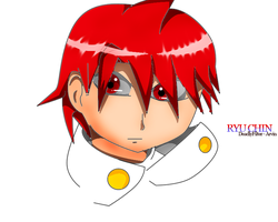 Grand Chase Ryu chin by DeadlyFilter