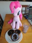 Pinkie's Chocolate Breakfast by Template93