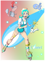 Bust A Groove Comet by JLoc09