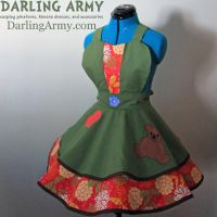 Kaylee Jumpsuit Firefly Cosplay Pinafore by DarlingArmy