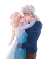 A Kiss of Frost by frozenblume
