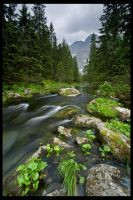 Tatra Mountains. by KarolP