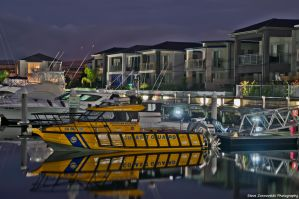 Coast Guard Saftey Beach Marina by djzontheball