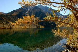 Convict Lake IV by Attybomb