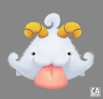 Little Poro by heeycah