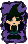 Witch by Cheshire-Maddie