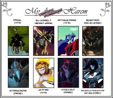 So, Transformers Harem Whatnot by neoyi