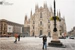 Milan - Snow and Love by LoganX78