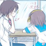 Kyon, your dumb by izumi07