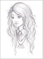 Luna Lovegood by dayMdel