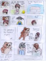 Death Note Light and pedobear by Shaslo