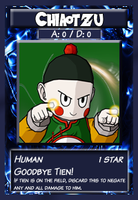 (1) Chiaotzu by I-Am-So-Original
