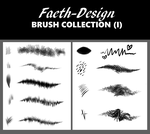 Brush Collection 1 by Faeth-design