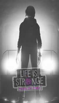Life is Strange: Before the Storm - Wallpaper IOS by asterixix