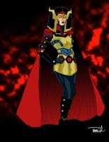 Big Barda v2 by tsbranch
