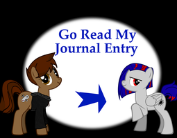 Read My Journal Entry by darksoma905