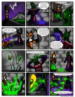 SummerFest 2014 Comic- Kitterwing Chaos! by remanlongtail