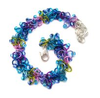Bright Chain Bracelet by fairy-cakes