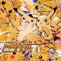 + Pikachu Rock's by Outlawforlove