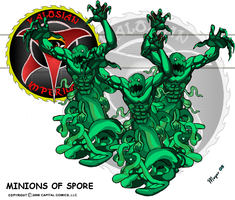 Minions of Spore by skywarp-2