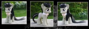My Little Pony Octavia Custom 3 by kaizerin