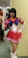 SFX-Fan Expo Cosplay 2009 7 (Sailor Mars) by Neville6000