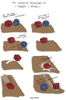 Randy and Nigel - 01 by justflyakite
