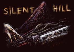 Silent Hill by Prinnyking3