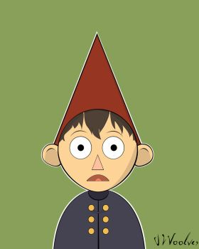 Wirt de Over the garden wall  by JWoolves
