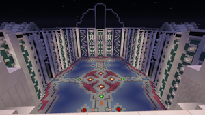 [Minecraft WIP Build] by Terrorblade45