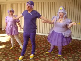 Cosplay: Lumpy Space Princess by I-heart-Link