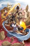 The Legend of Korra by MikeLuckas