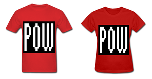 Mario Bros POW Block Shirt by Enlightenup23