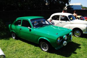 Ford Escort Mexico Mk1 by Prythen