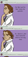 Ask Bigby Wolf: Question 3 by TheDovahBrine