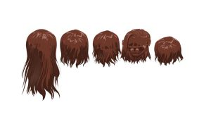 Back Hair Pack Download by 9844