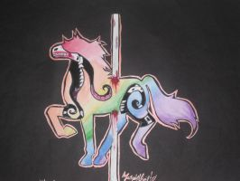 impaled horse by racoon-sex