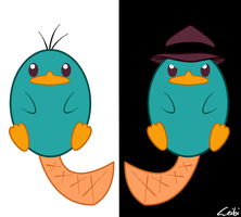 Perry the Platypus by Leibi97