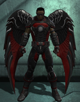 Falcon (DC Universe Online) Ant-Man Movie by Macgyver75