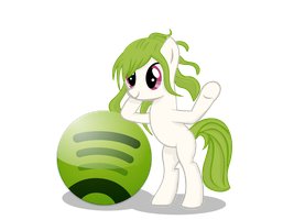 Spotify Pony by Neriani
