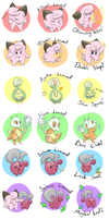 PKMNation - Time To Train! by PinkuFootsie