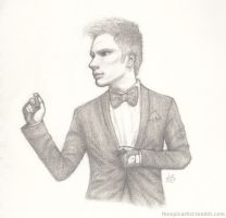 Patrick Stump by THEEPICARTIST8